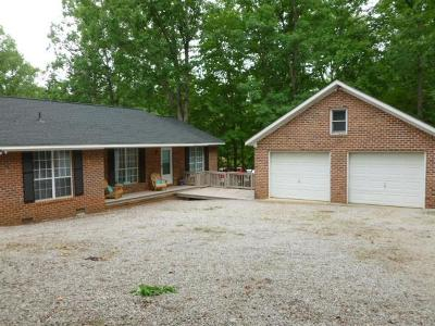 Bracey VA Single Family Home For Sale: $327,000