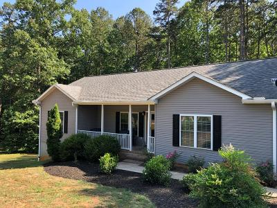 Bracey VA Single Family Home For Sale: $229,000