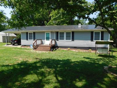 Valentines Single Family Home For Sale: 119 Kennon Drive