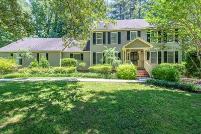 South Hill Single Family Home Under Contract/Pending: 828 Forest Hill Drive