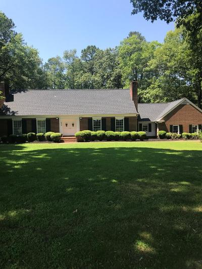 Valentines Single Family Home For Sale: 5259 Christanna Hwy