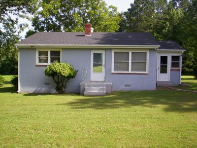 South Hill Single Family Home Under Contract/Pending: 88 Mile Rd