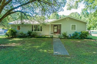 Boydton Single Family Home For Sale: 424 Fruit Hill Road