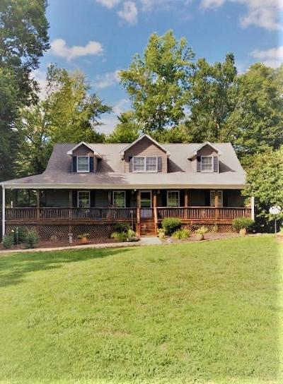Bracey VA Single Family Home For Sale: $349,000