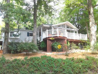 Bracey VA Single Family Home Under Contract/Pending: $193,000