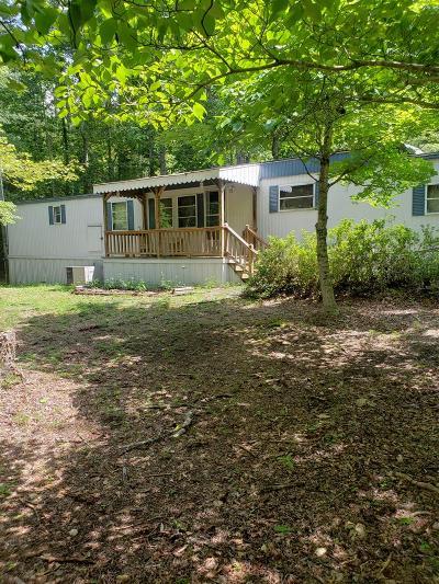 Bracey VA Single Family Home Under Contract/Pending: $48,000