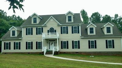 Bracey VA Single Family Home For Sale: $299,900
