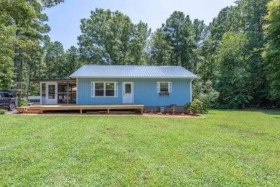 Bracey VA Single Family Home Under Contract/Pending: $119,000