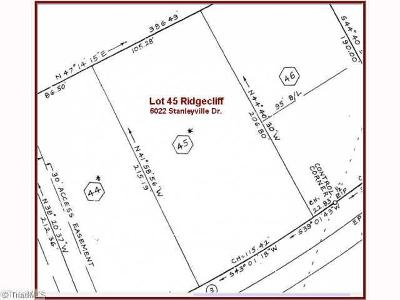 Rural Hall Residential Lots & Land For Sale: 6022 Stanleyville Drive