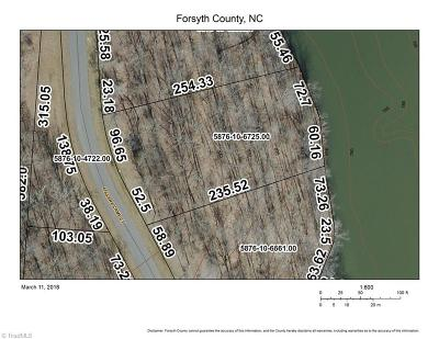 Lewisville Residential Lots & Land For Sale: 53 Lake At Lissara