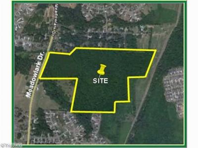 Winston Salem Residential Lots & Land For Sale: Meadowlark Drive