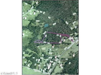 Davie County Residential Lots & Land For Sale: 01 Will Boone Road