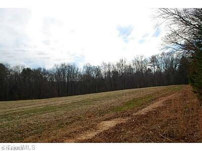 Residential Lots & Land For Sale: Lot 6 Yadkin Valley Road