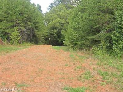 Caswell County Residential Lots & Land For Sale: 00 Kerr Chapel Road