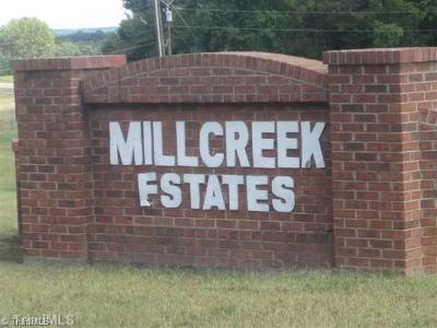 Caswell County Residential Lots & Land For Sale: 00 Little Mill Creek Road