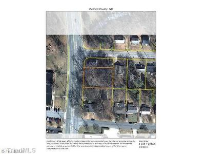 Guilford County Residential Lots & Land For Sale: 2107 Coliseum