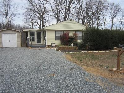 Lexington NC Manufactured Home For Sale: $108,000