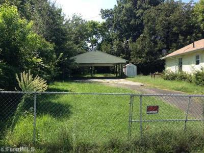 Winston Salem Residential Lots & Land For Sale: 404 E Sixteenth Street