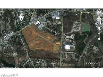 High Point, Kernersville, Winston Salem, Browns Summit, Burlington, Greensboro, Jamestown, Oak Ridge, Summerfield Residential Lots & Land For Sale: 1410 Greensboro