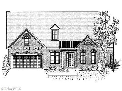 Greensboro Single Family Home For Sale: Lot 30 Midland Park Lane