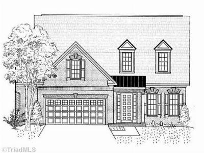 Greensboro Single Family Home For Sale: Lot 29 Midland Park Lane