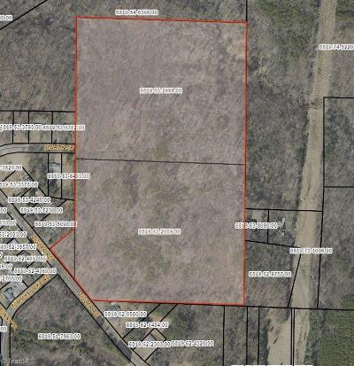 Winston Salem Residential Lots & Land For Sale: Ziglar