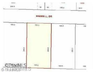 Pfafftown Residential Lots & Land For Sale: 6518 Harrell Drive