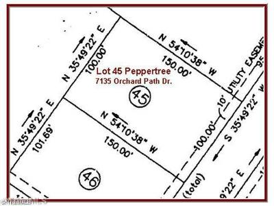 Clemmons Residential Lots & Land For Sale: 7135 Orchard Path