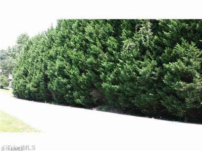 Winston Salem Residential Lots & Land For Sale: 2915 Oak Croft