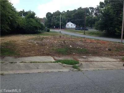 High Point Residential Lots & Land For Sale: 1321 Furlough Avenue