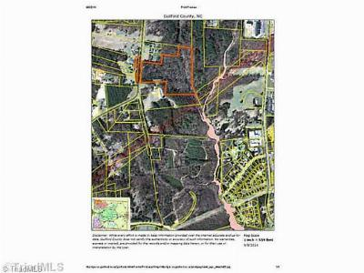 Guilford County Commercial Lots & Land For Sale: 3602 Lewiston