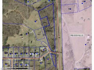 Rockingham County Residential Lots & Land For Sale: Scales Street