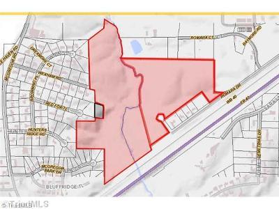 Winston Salem Residential Lots & Land For Sale: 5081 Romara Drive