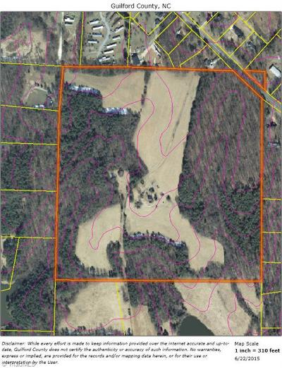 Greensboro Residential Lots & Land For Sale: 3722 Lee Street