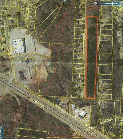 Residential Lots & Land For Sale: 5020 Summit Avenue