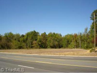 Alamance County Residential Lots & Land For Sale: W Harden Street