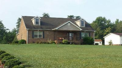 Reidsville NC Single Family Home For Sale: $185,900