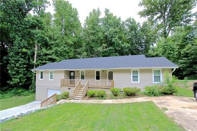 Greensboro Multi Family Home For Sale: 2804 Liberty Oaks