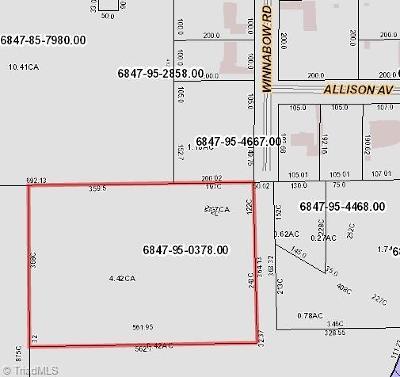 Winston Salem Residential Lots & Land For Sale: Winnabow Road
