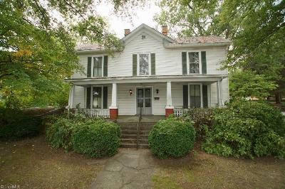 Single Family Home Sold: 501 Lawsonville Avenue