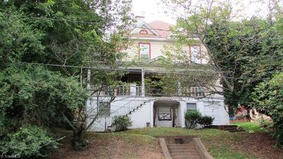 Multi Family Home For Sale: 142 West End Boulevard
