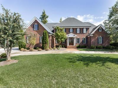 Summerfield Single Family Home For Sale: 6306 Poplar Forest Drive