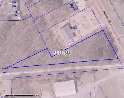 Reidsville Residential Lots & Land For Sale: Freeway Drive