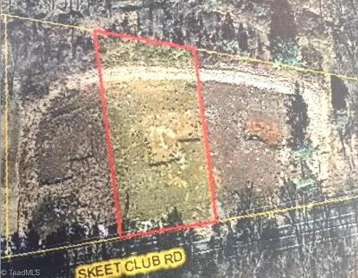 High Point Residential Lots & Land For Sale: 1221 Skeet Club Road