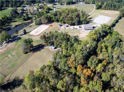 Greensboro Residential Lots & Land For Sale: 4578 Millpoint Road