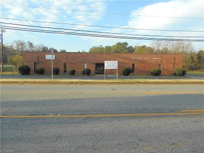 Reidsville Commercial For Sale: 8340 Nc Highway 87