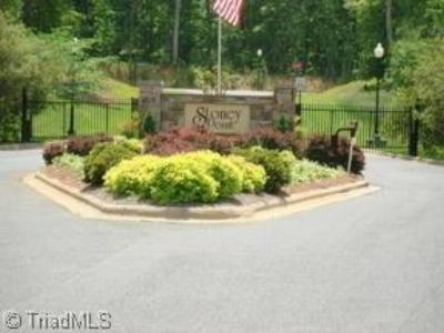 Denton, Lexington, Salisbury, Spencer Residential Lots & Land For Sale: 461 Emerald Isle Court