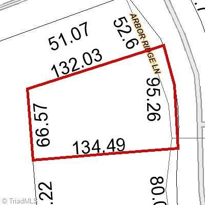 Clemmons Residential Lots & Land For Sale: 8206 Arbor Ridge Lane