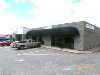 Asheboro Commercial For Sale: 1530 E Dixie Drive