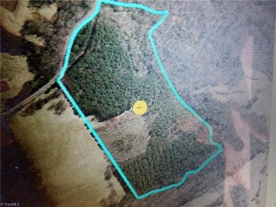 Yadkin County Residential Lots & Land For Sale: Round Hill Road